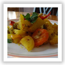 Harryz Spices - Vegan Vegatable curry